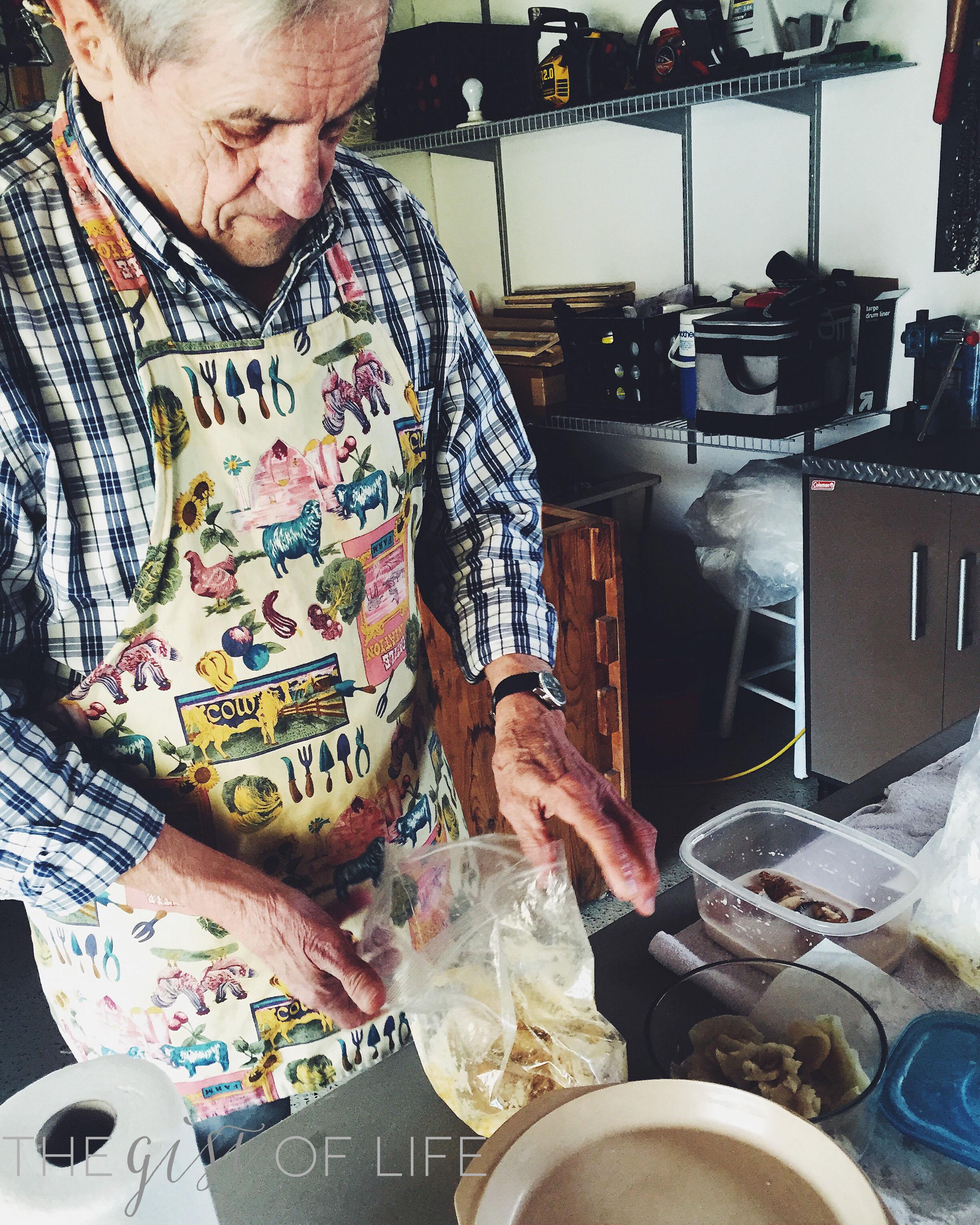 grandpa fish