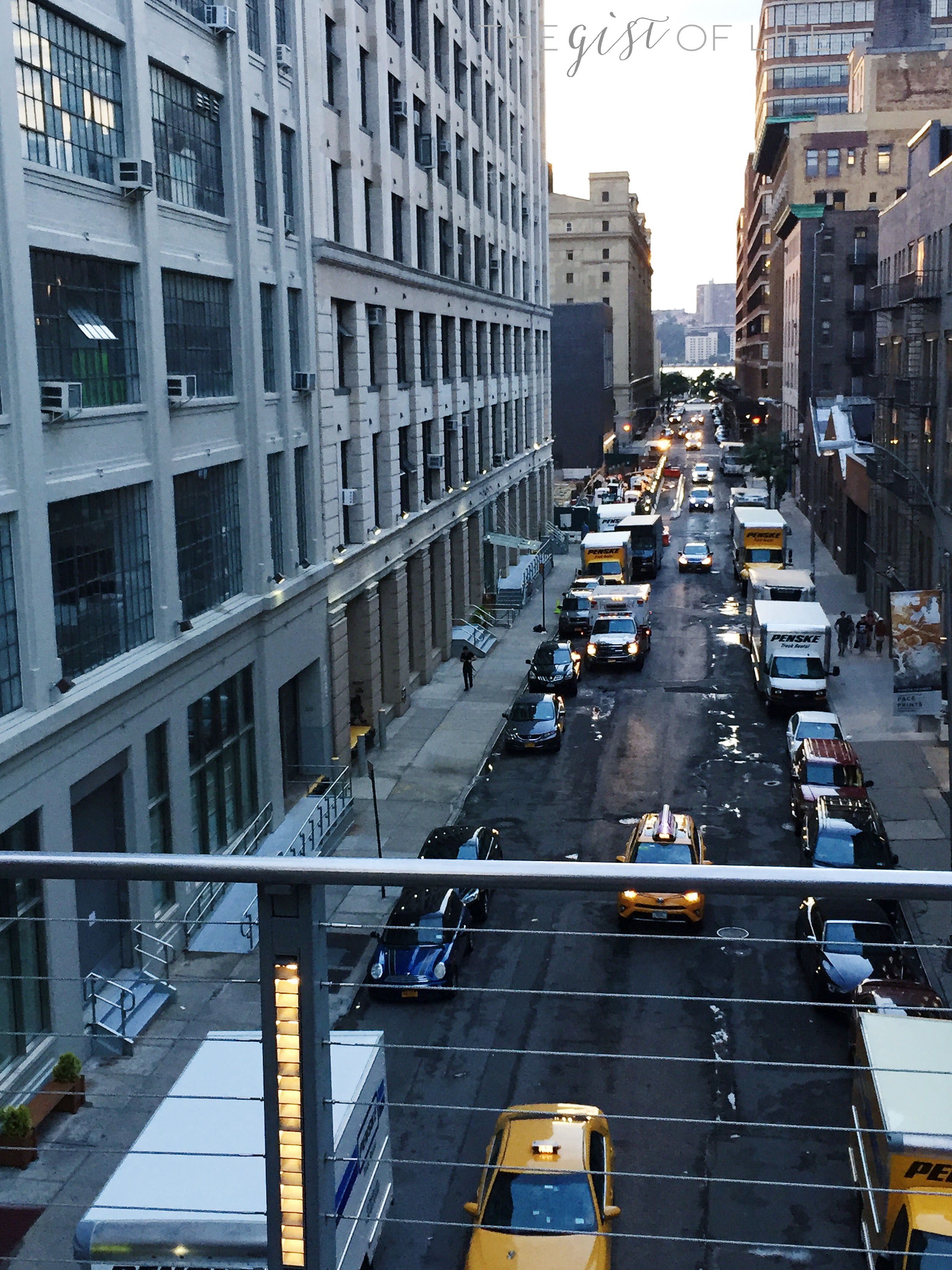 highline view