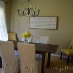 entire dining room